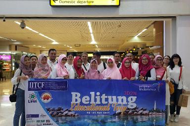 Tour Belitung Muslim Eduactional Trip