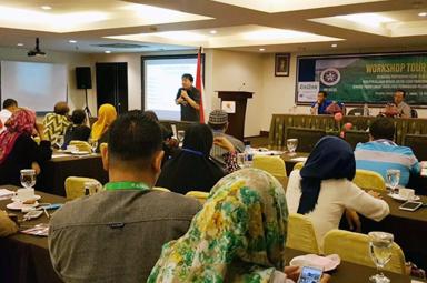 Workshop Tour Leader Makassar