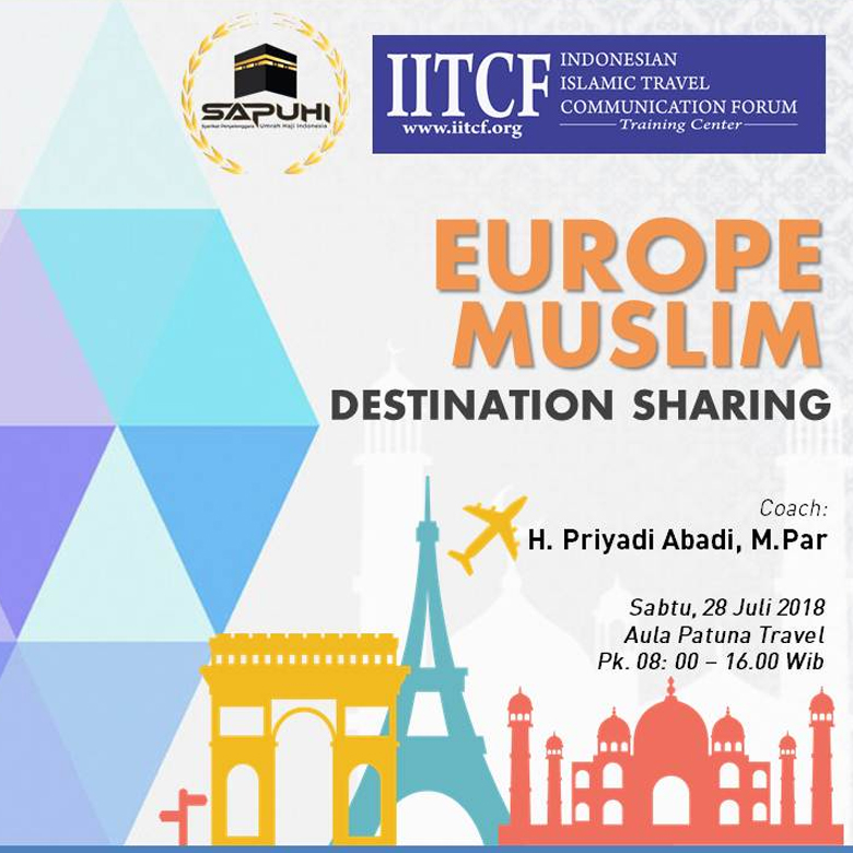 destination sharing muslim europe