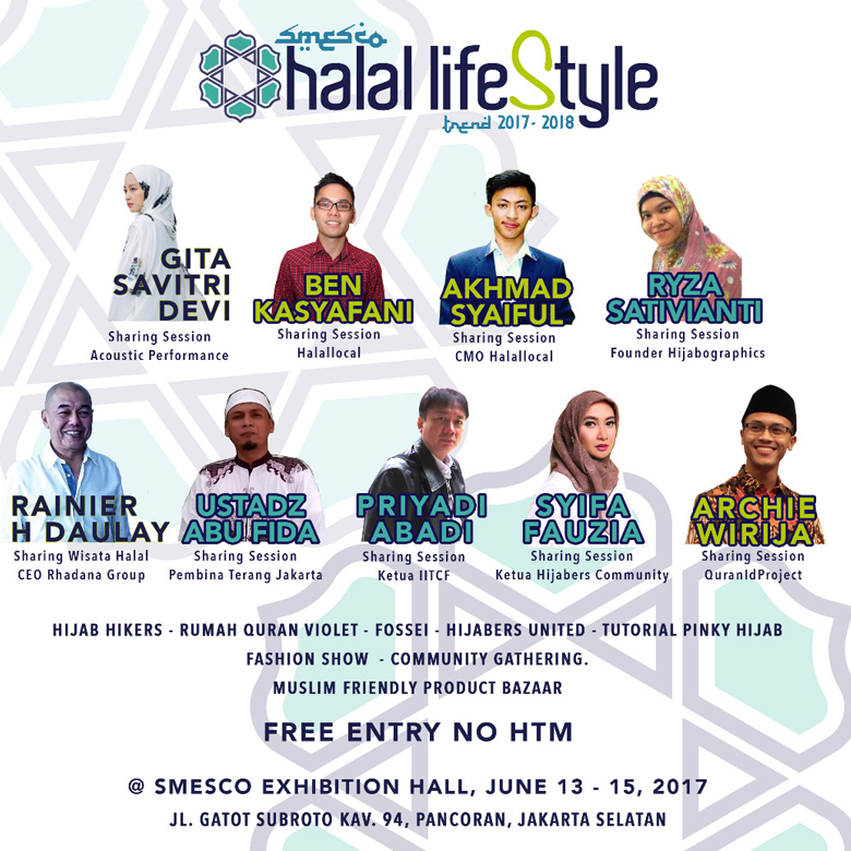 halal lifestyle smesco
