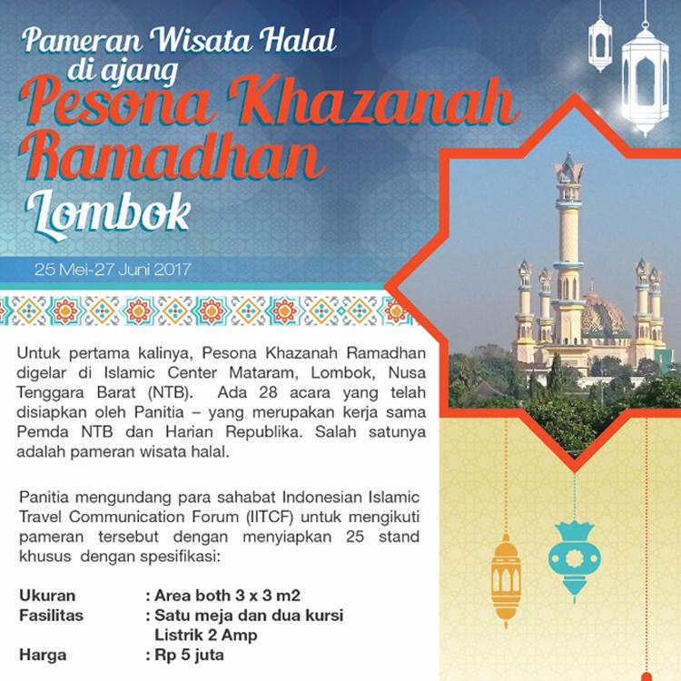 pameran wisata halal
