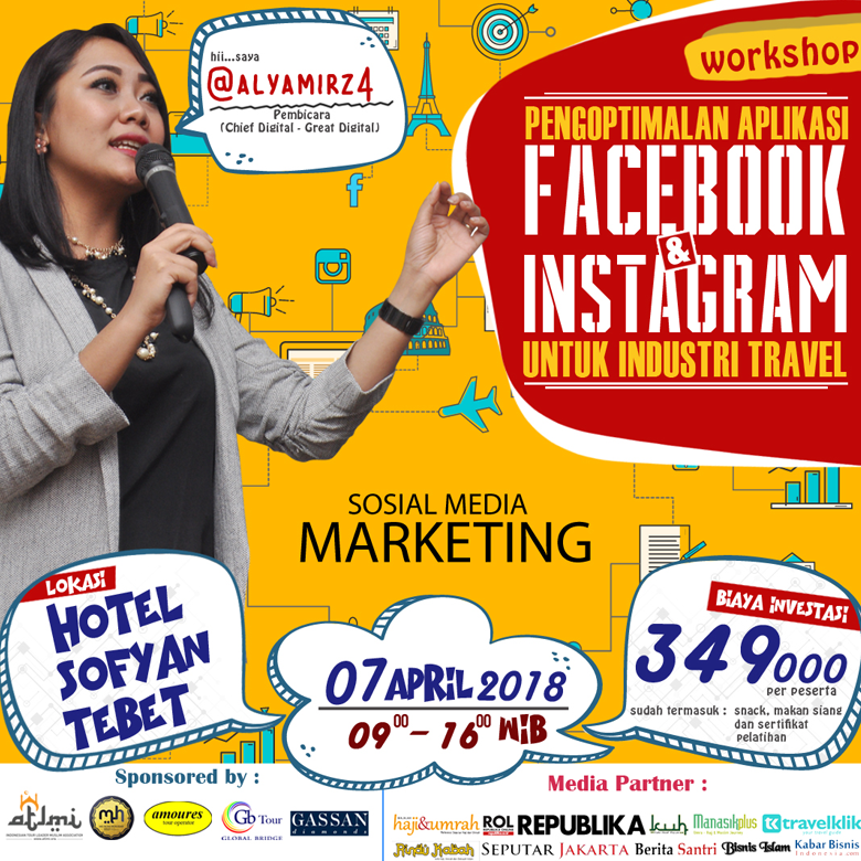workshop marketing online