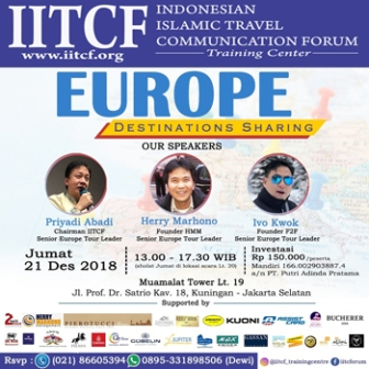 Europe Destination Sharing IITCF