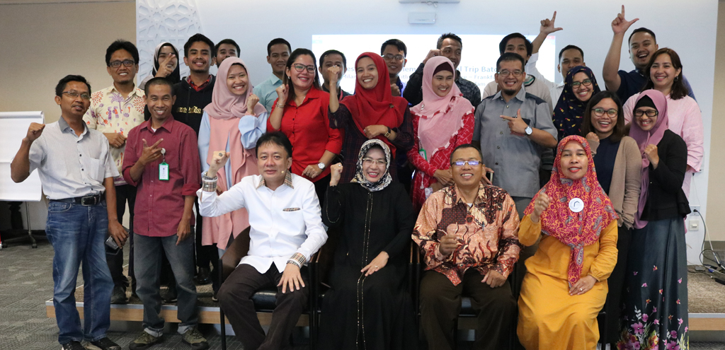 Pelatihan Jurnalistik IITCF