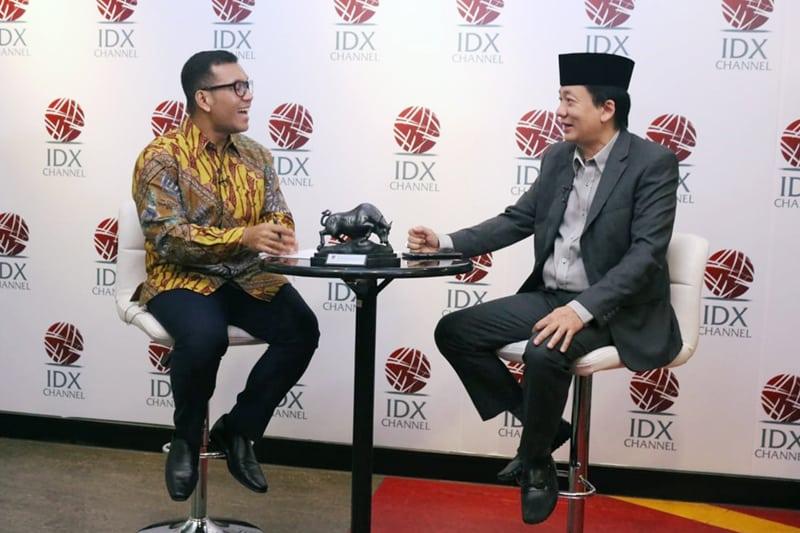 Priyadi Abadi IDX Channel