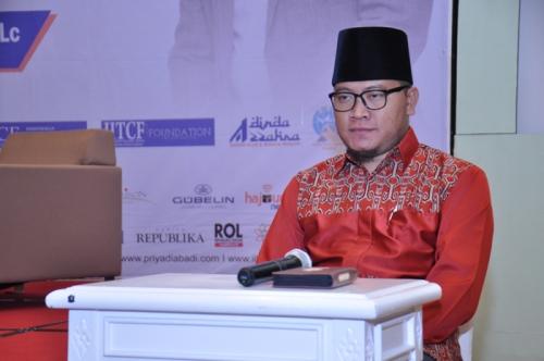 Launching dan Bedah Buku Muslim Traveller (1)