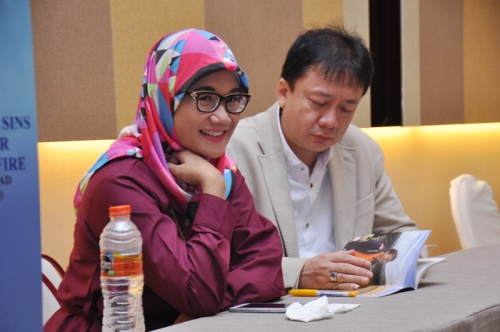 Launching dan Bedah Buku Muslim Traveller (4)