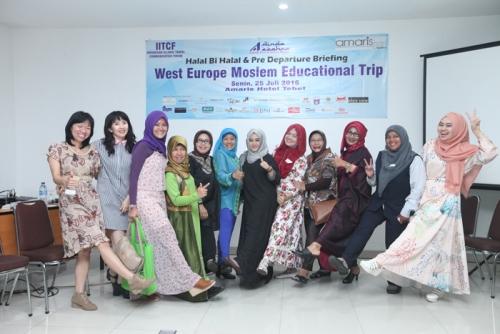 Pre Departure Educational Trip Eropa Barat Batch-3 (3)
