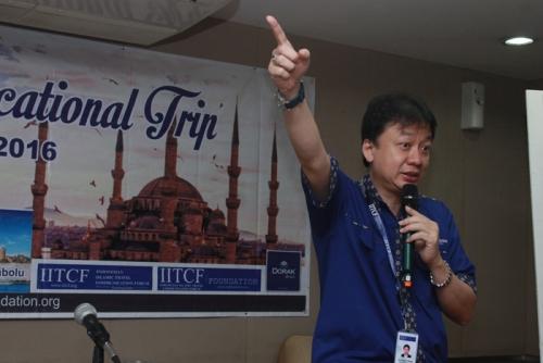 Pre Departure Tour Wisata Muslim Turki (13)