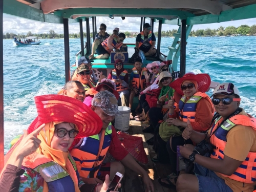 Tour Belitung Muslim Eduactional Trip (32)