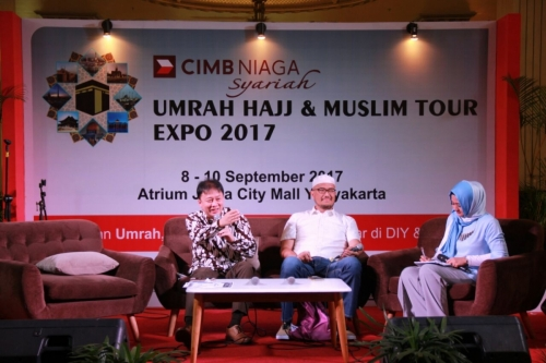 Umroh Haji dan Muslim Tour Expo (1)