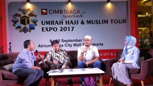 Umroh Haji dan Muslim Tour Expo (2)