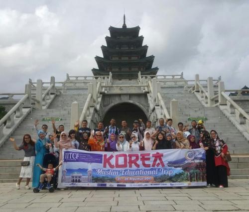 Tour Wisata Korea Muslim Educational Trip (1)