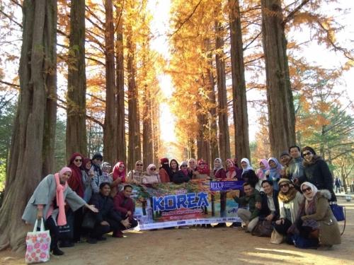Tour Wisata Korea Muslim Educational Trip Batch 2 (15)