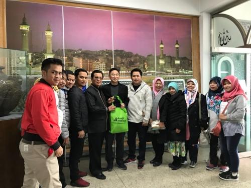Tour Wisata Korea Muslim Educational Trip Batch 2 (4)