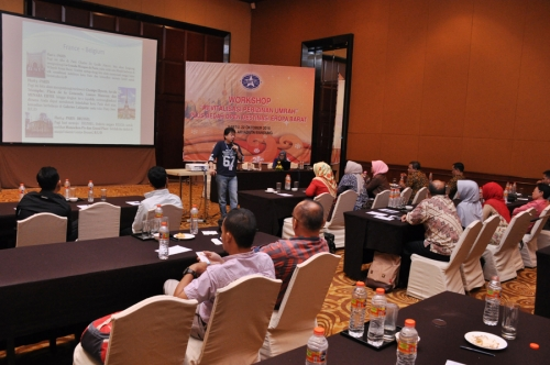 Workshop Open Destinasi Eropa Barat (2)